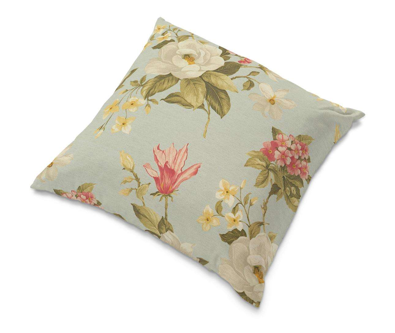 Tomelilla cushion cover 55 x 55 cm (22 x 22 inch) in collection Londres, fabric: 123-65