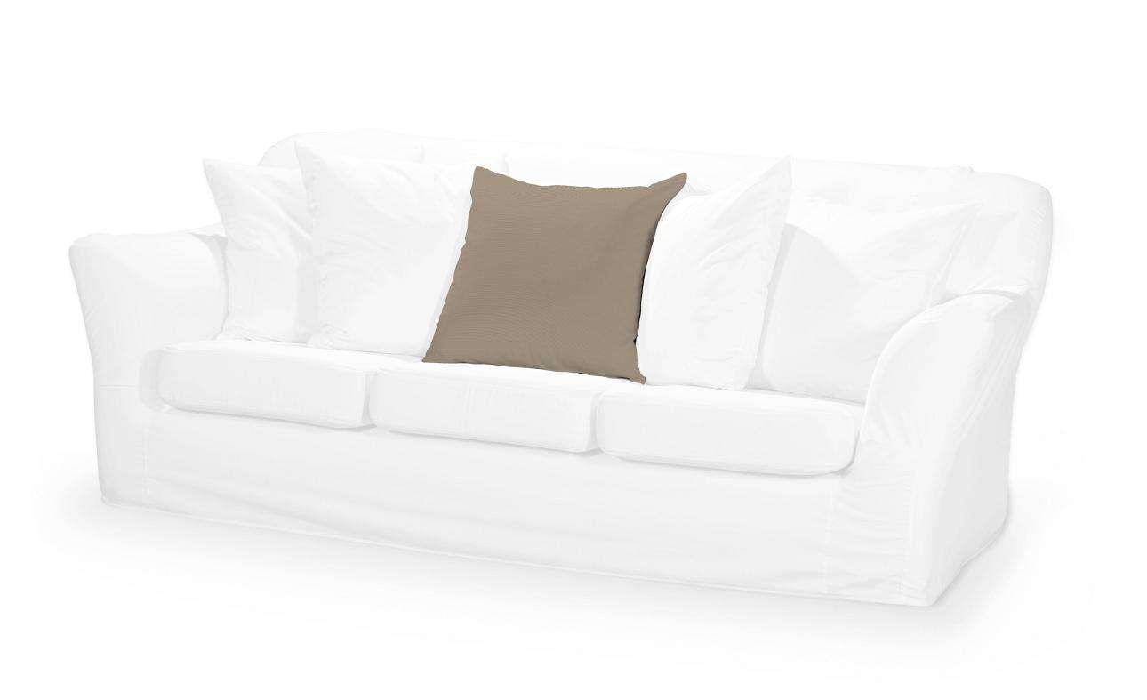 Kissenhülle Tomelilla 55 x 55 cm von der Kollektion Cotton Panama, Stoff: 702-28