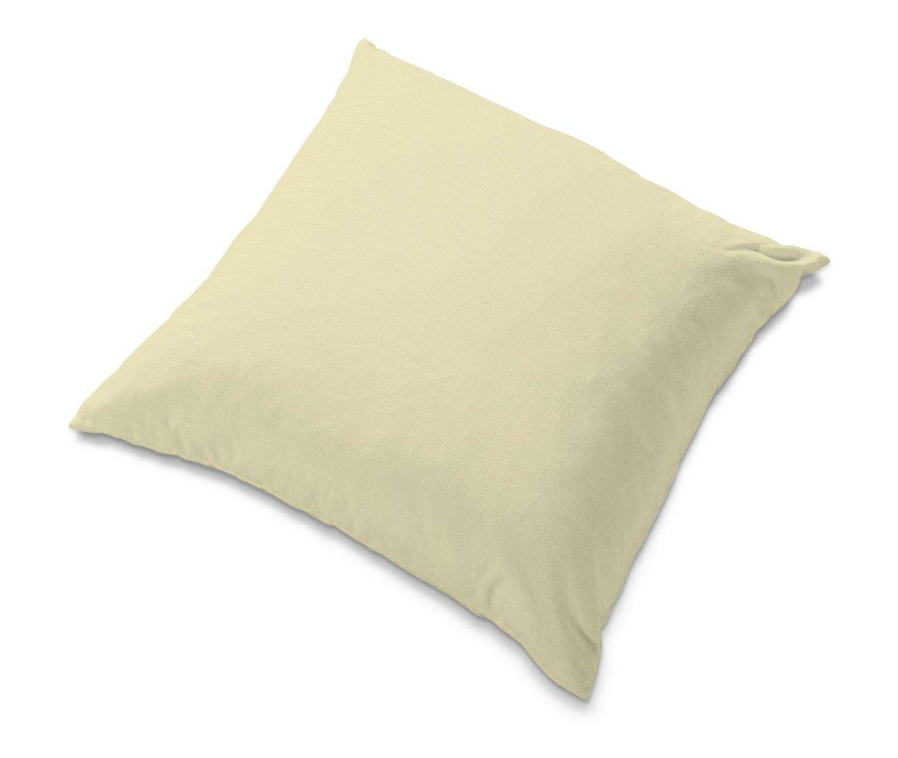 Tomelilla cushion cover 55 x 55 cm (22 x 22 inch) in collection Cotton Panama, fabric: 702-29