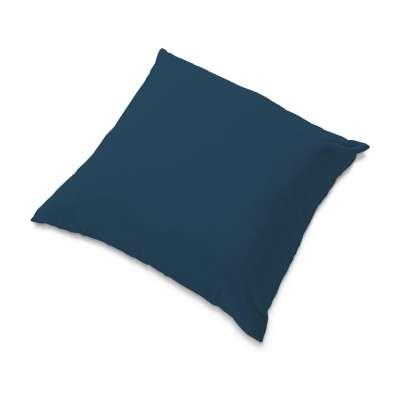 Obliečka na vankúš Tomelilla 702-30 modrá morská Kolekcia Cotton Panama
