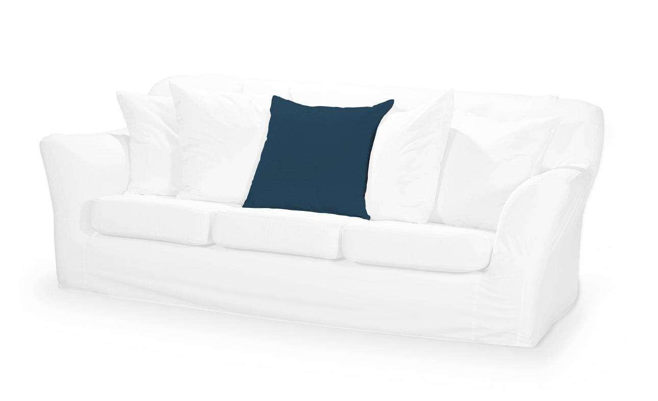 Kissenhülle Tomelilla 55 x 55 cm von der Kollektion Cotton Panama, Stoff: 702-30