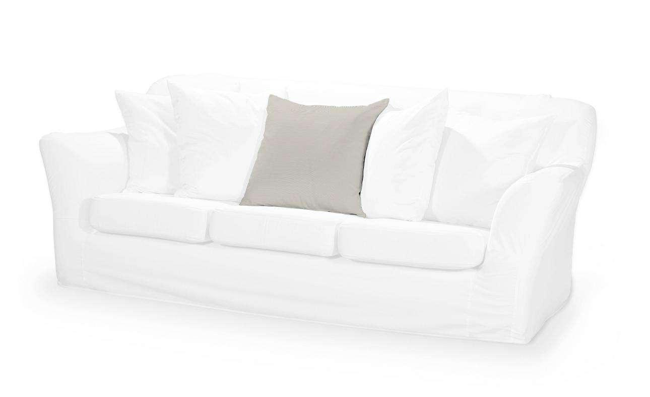 Kissenhülle Tomelilla 55 x 55 cm von der Kollektion Cotton Panama, Stoff: 702-31