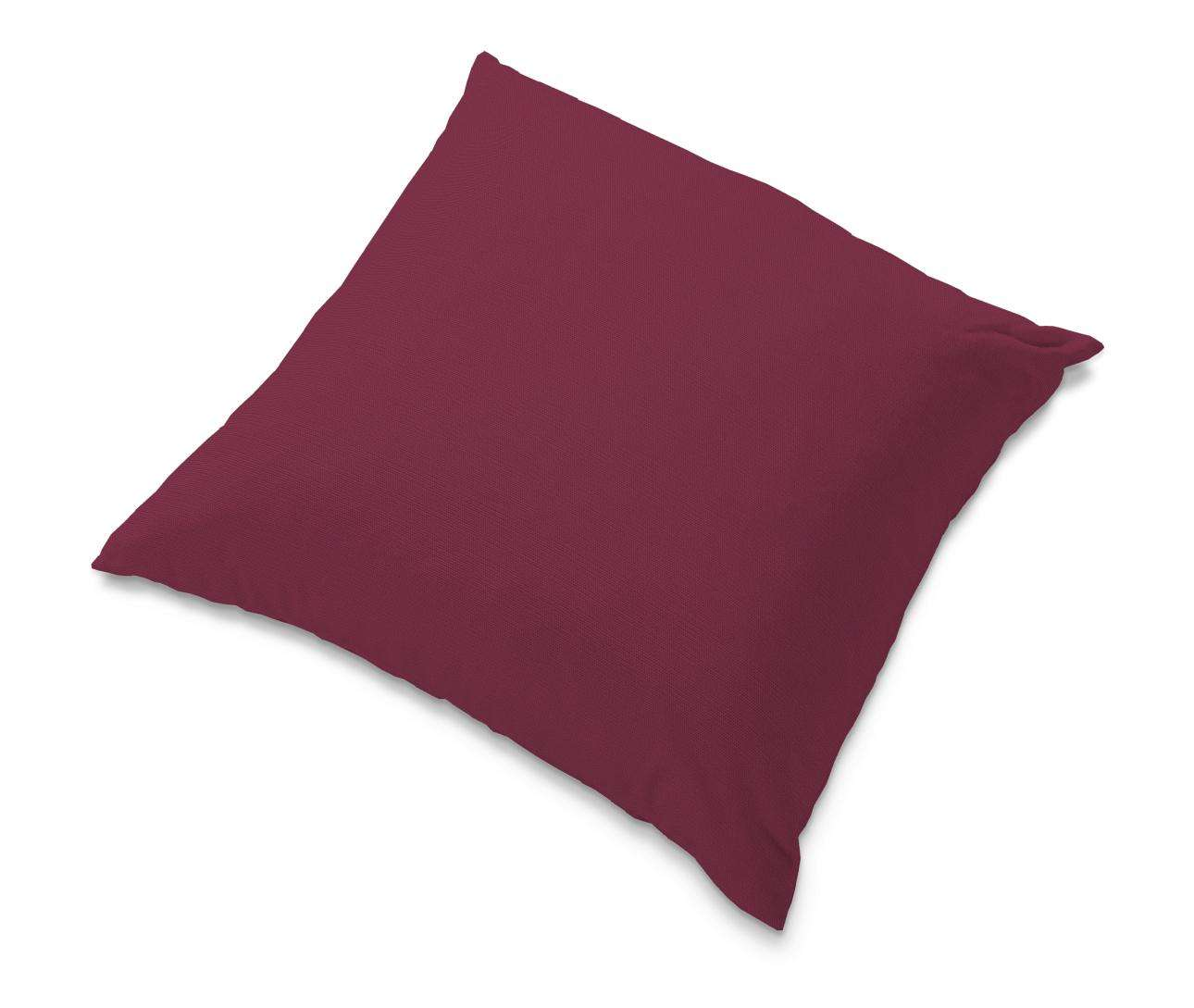 Tomelilla cushion cover 55 x 55 cm (22 x 22 inch) in collection Cotton Panama, fabric: 702-32