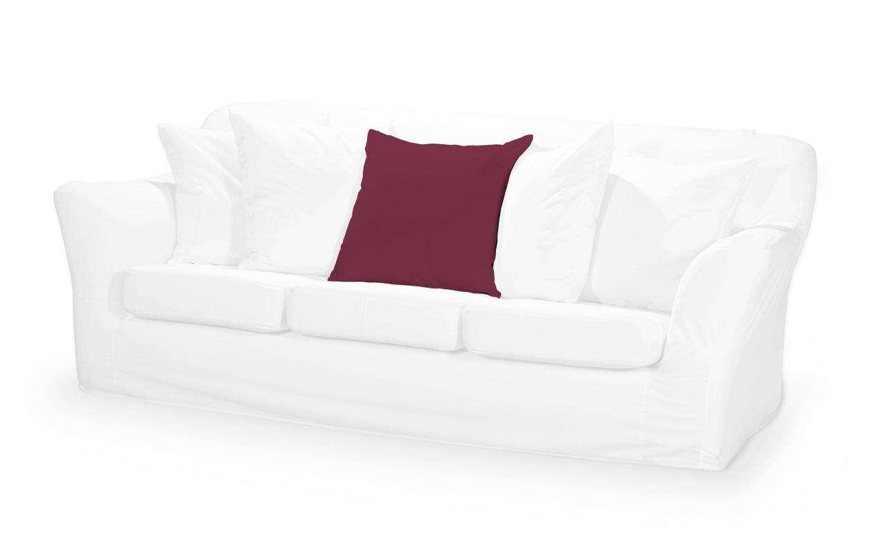 Kissenhülle Tomelilla 55 x 55 cm von der Kollektion Cotton Panama, Stoff: 702-32