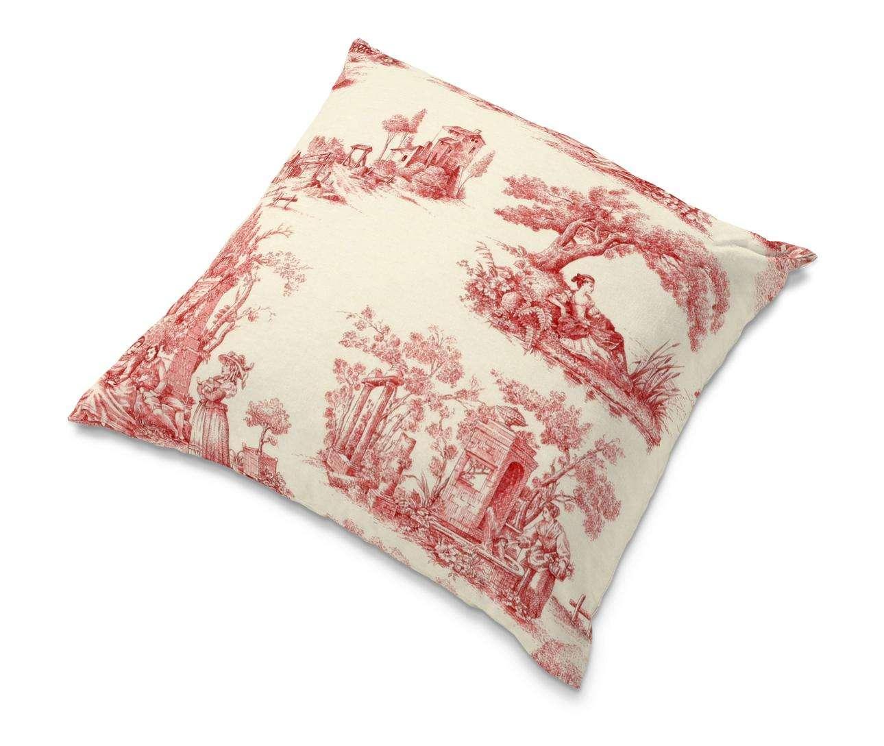 Tomelilla cushion cover in collection Avinon, fabric: 132-15