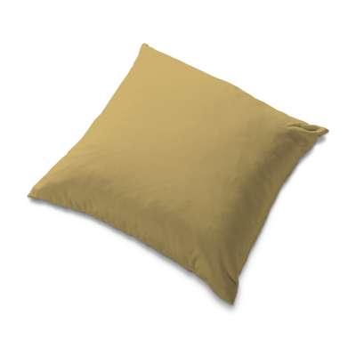 Poszewka Tomelilla 55x55cm 702-41 zgaszony żółty Kolekcja Cotton Panama