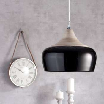 Lampe Madrid Black
