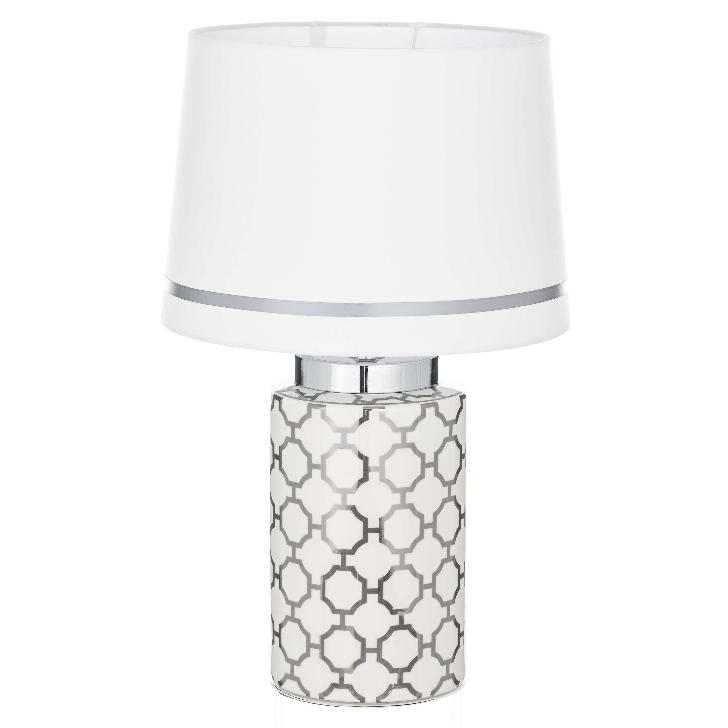 Lampa stołowa Akina ceramiczna 66cm  66cm