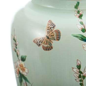 Lampa stołowa Miyuki ceramiczna 73cm   73cm