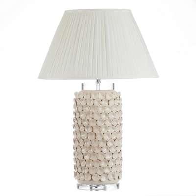 Lampa stołowa Sayaka ceramiczna 73cm Lampy - Dekoria.pl