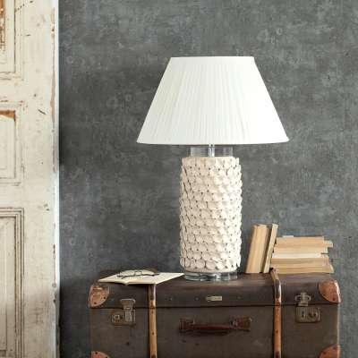 Lampa stołowa Sayaka ceramiczna 73cm