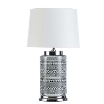 Lampa stołowa Sadako ceramiczna 69cm