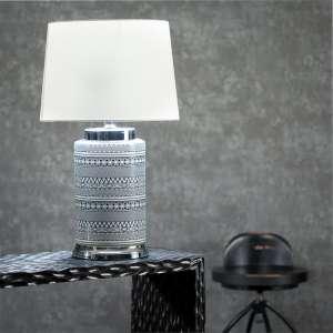 Lampa stołowa Sadako ceramiczna 69cm 69cm
