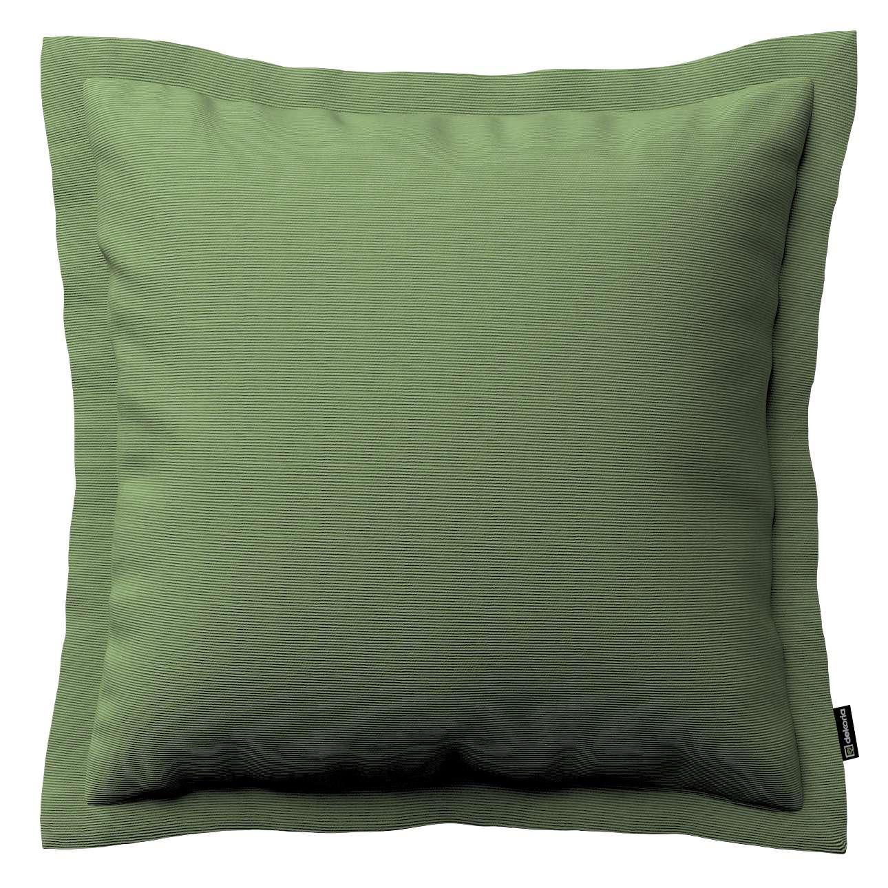 Mona dekoratyvinių pagalvėlių užvalkalas su sienele 38 x 38 cm kolekcijoje Jupiter, audinys: 127-52