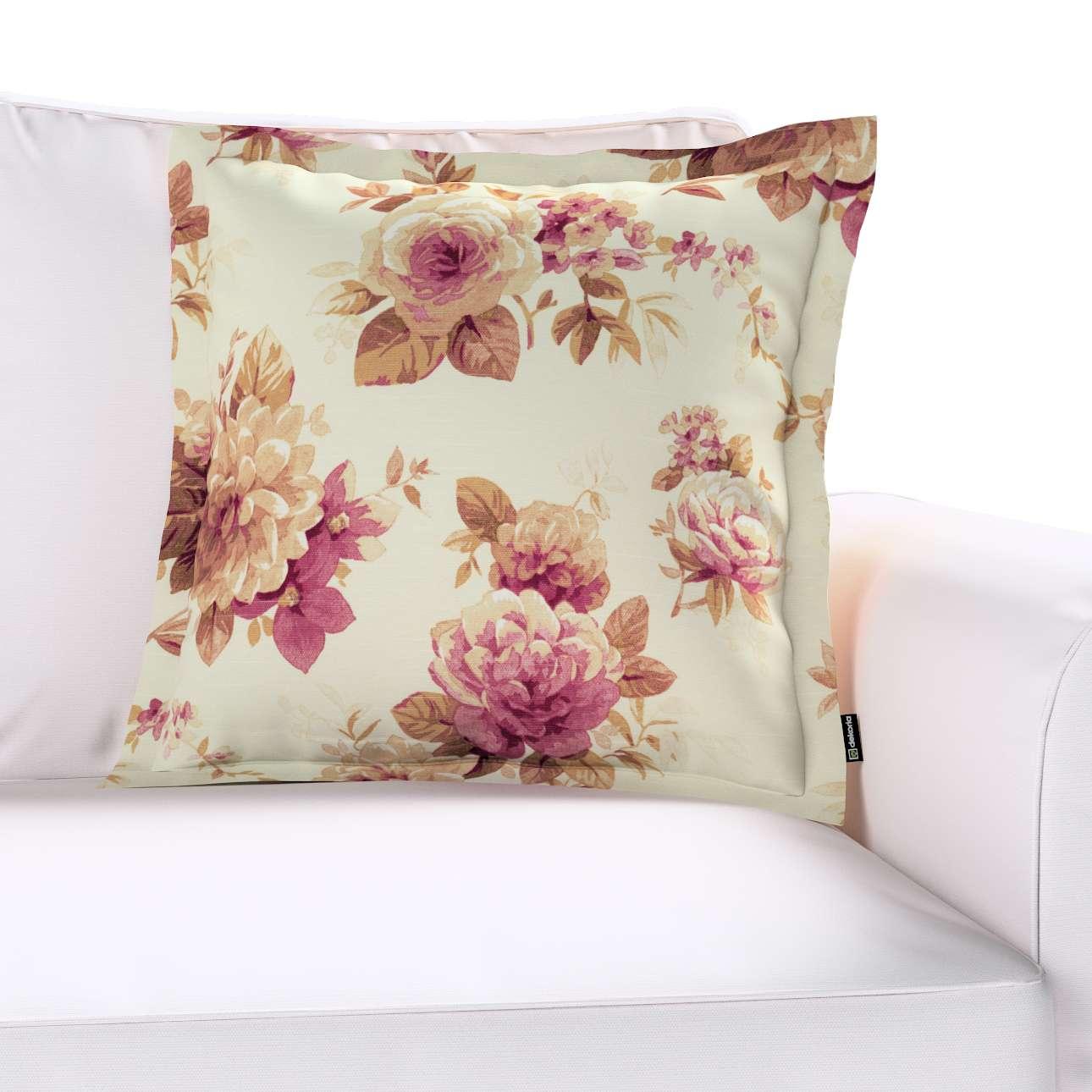 Poszewka Mona na poduszkę w kolekcji Mirella, tkanina: 141-06