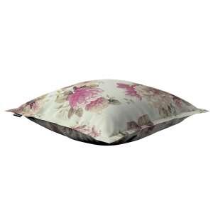 Mona dekoratyvinių pagalvėlių užvalkalas su sienele 45 x 45cm kolekcijoje Mirella, audinys: 141-07