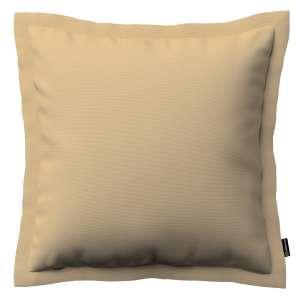 Poszewka Mona na poduszkę 45x45 cm w kolekcji Cotton Panama, tkanina: 702-01