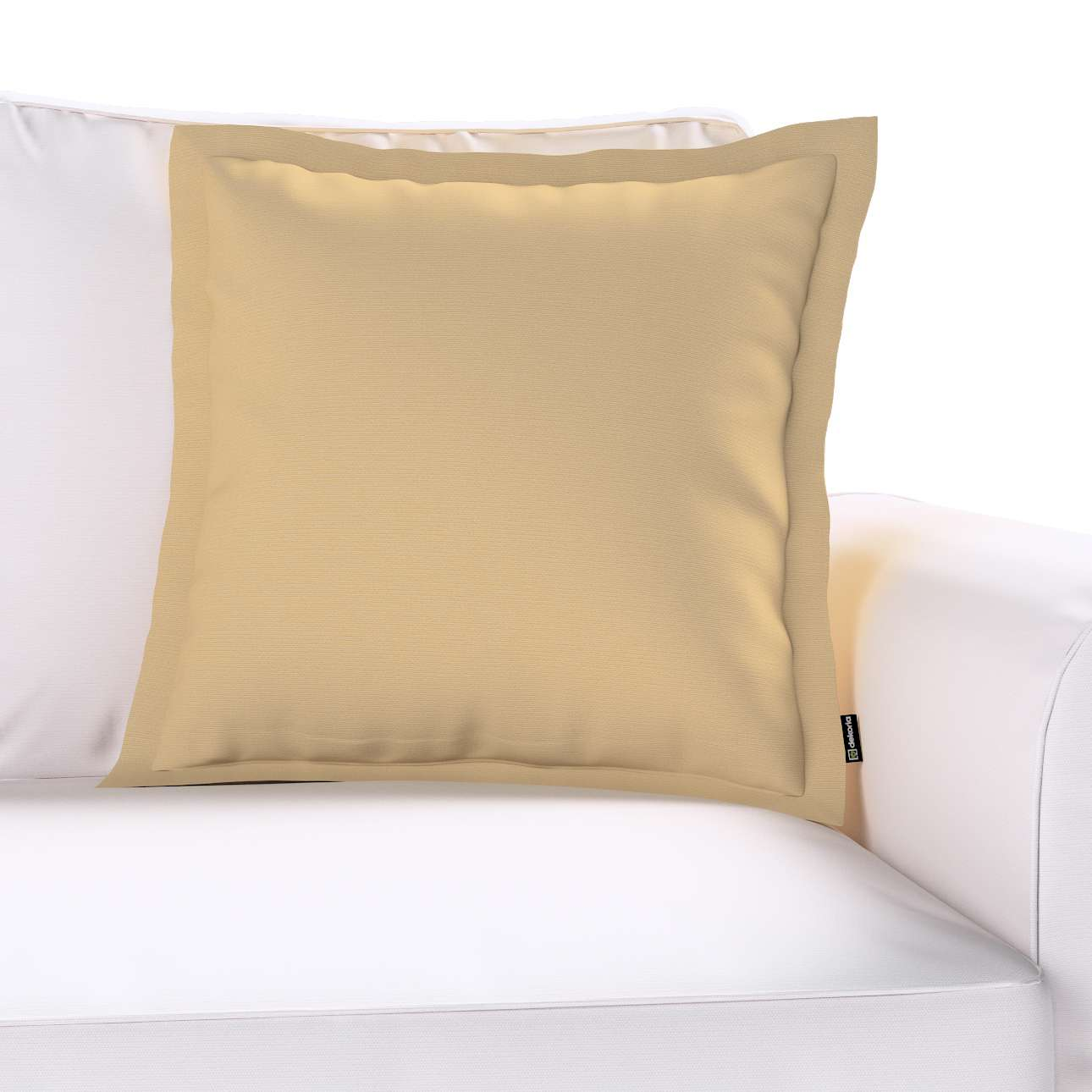 Poszewka Mona na poduszkę w kolekcji Cotton Panama, tkanina: 702-01
