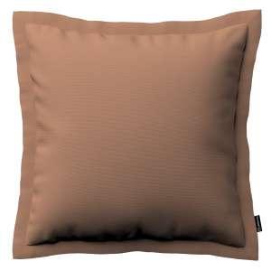 Kissenhülle Mona mit Stehsaum 45 x 45 cm von der Kollektion Cotton Panama, Stoff: 702-02