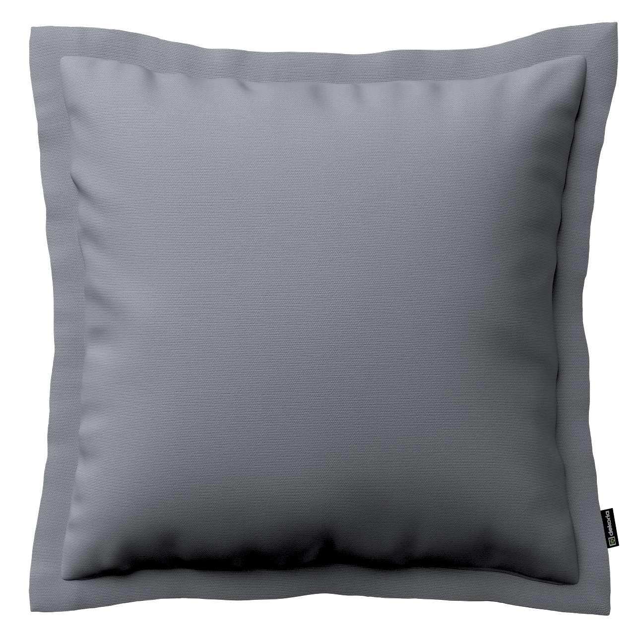 Poszewka Mona na poduszkę w kolekcji Cotton Panama, tkanina: 702-07