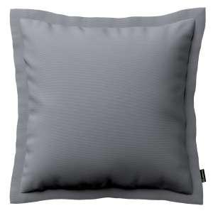 Mona dekoratyvinių pagalvėlių užvalkalas su sienele 45 x 45cm kolekcijoje Cotton Panama, audinys: 702-07