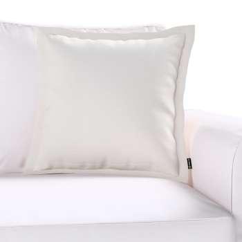 Poszewka Mona na poduszkę w kolekcji Linen, tkanina: 392-04