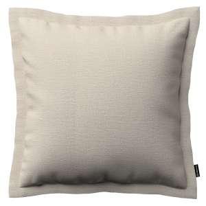 Poszewka Mona na poduszkę 45x45 cm w kolekcji Linen, tkanina: 392-05