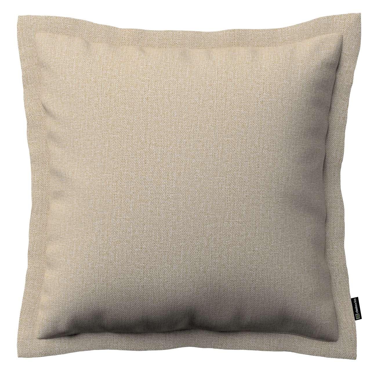 Mona dekoratyvinių pagalvėlių užvalkalas su sienele 38 x 38 cm kolekcijoje Edinburgh , audinys: 115-78