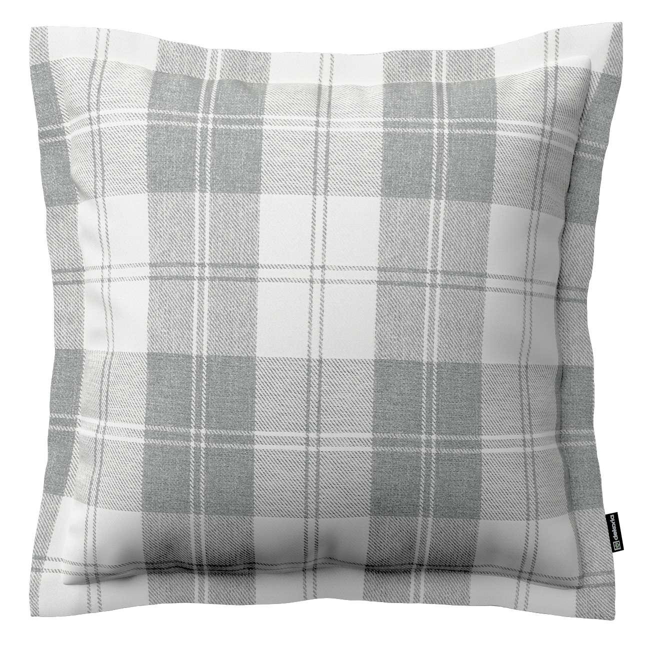 Mona dekoratyvinių pagalvėlių užvalkalas su sienele 45 x 45cm kolekcijoje Edinburgh , audinys: 115-79