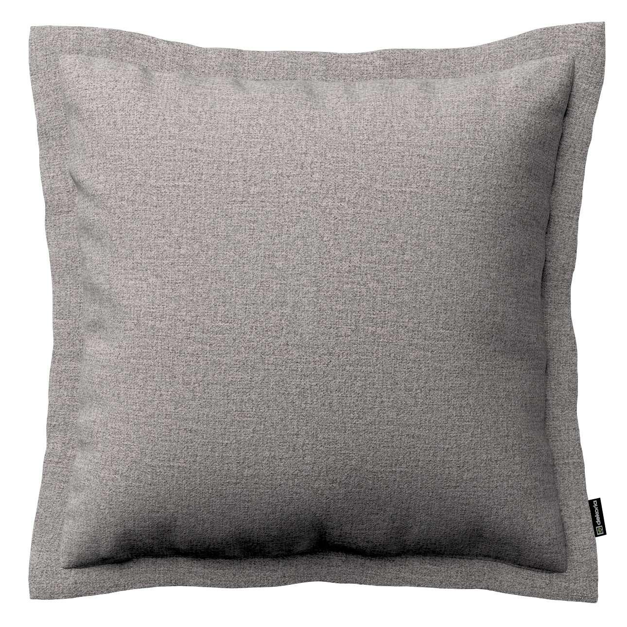 Mona dekoratyvinių pagalvėlių užvalkalas su sienele 38 x 38 cm kolekcijoje Edinburgh , audinys: 115-81