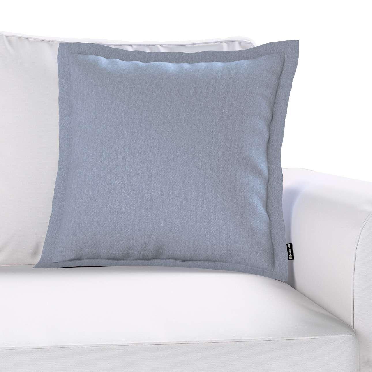 Mona dekoratyvinių pagalvėlių užvalkalas su sienele kolekcijoje Chenille, audinys: 702-13