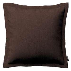Mona dekoratyvinių pagalvėlių užvalkalas su sienele 45 x 45cm kolekcijoje Chenille, audinys: 702-18