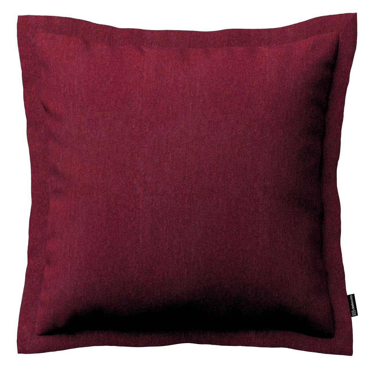 Mona dekoratyvinių pagalvėlių užvalkalas su sienele 38 x 38 cm kolekcijoje Chenille, audinys: 702-19