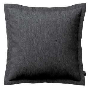 Mona dekoratyvinių pagalvėlių užvalkalas su sienele 45 x 45cm kolekcijoje Chenille, audinys: 702-20