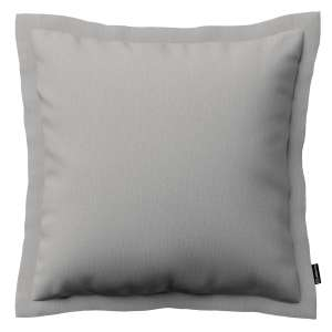 Mona dekoratyvinių pagalvėlių užvalkalas su sienele 45 x 45cm kolekcijoje Chenille, audinys: 702-23