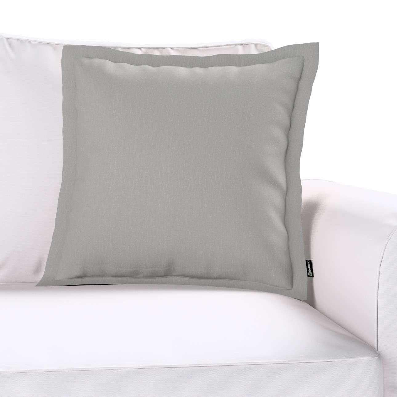 Poszewka Mona na poduszkę 45x45 cm w kolekcji Chenille, tkanina: 702-23