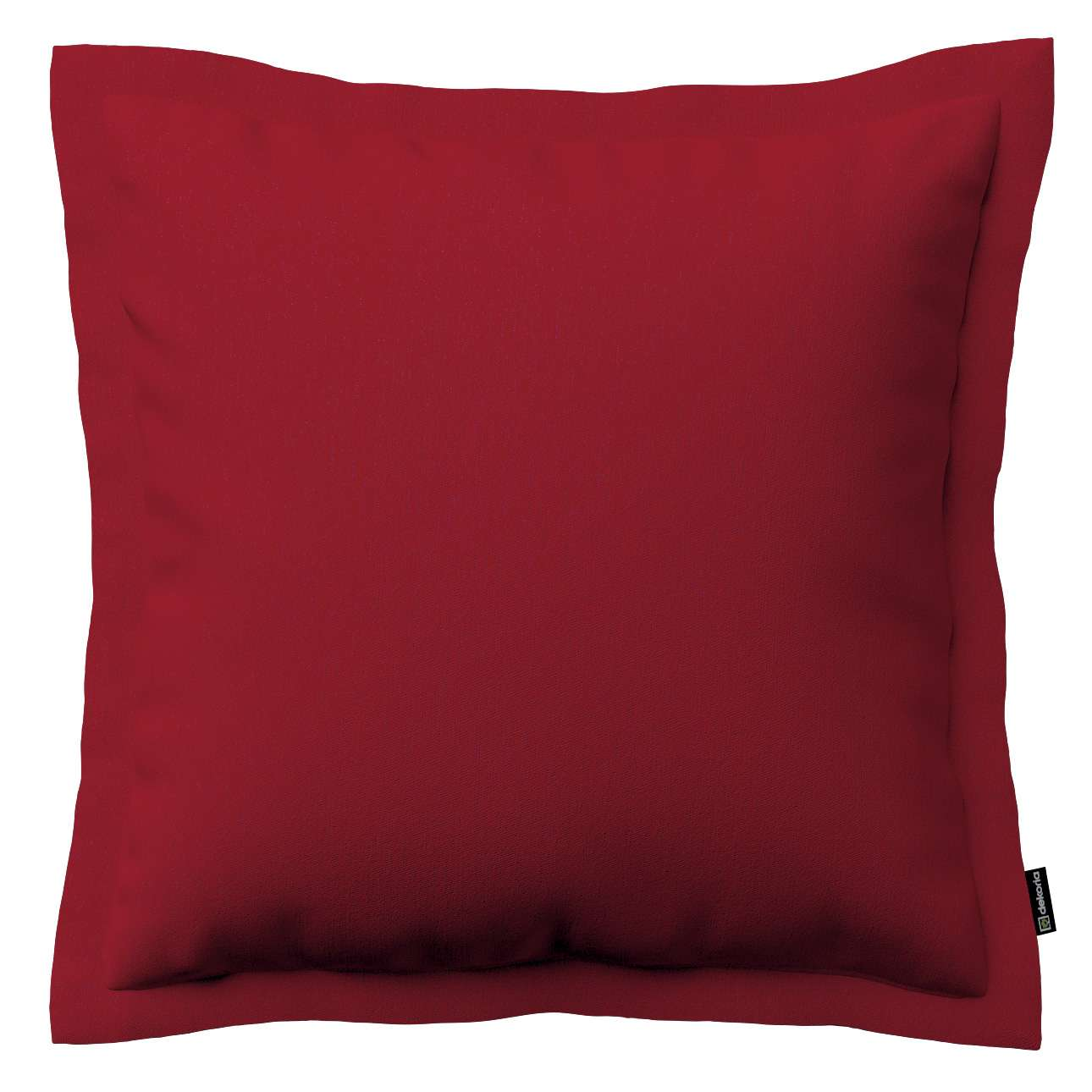 Mona dekoratyvinių pagalvėlių užvalkalas su sienele 45 x 45cm kolekcijoje Chenille, audinys: 702-24