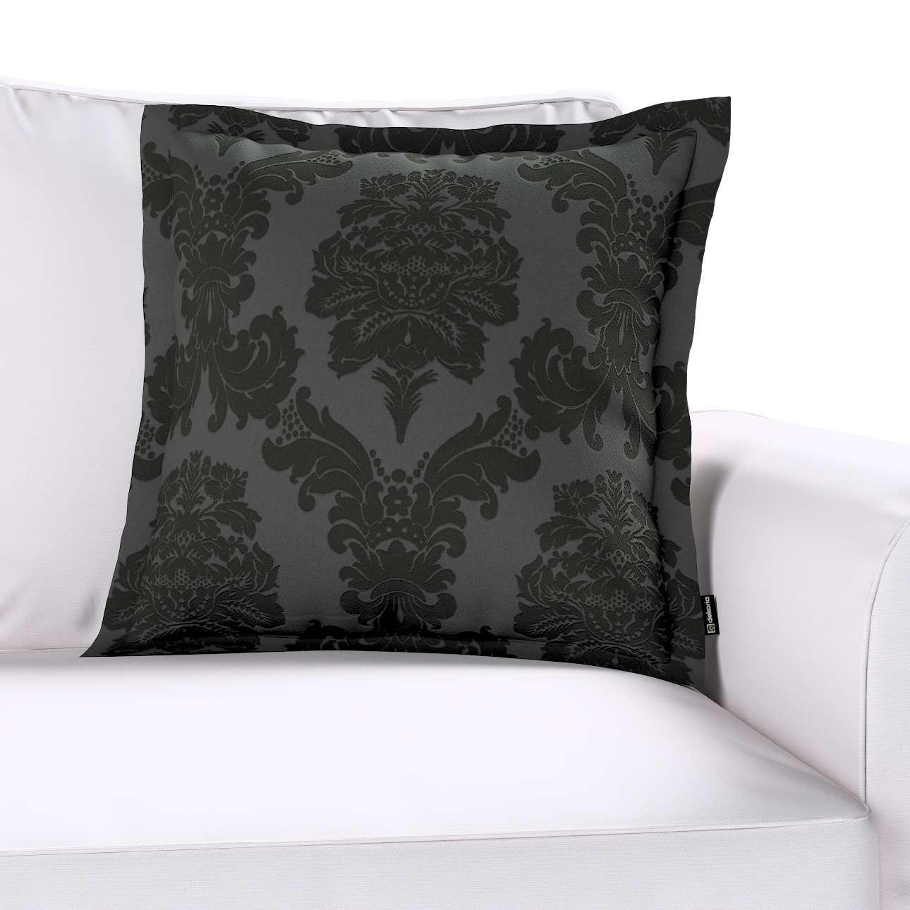 Poszewka Mona na poduszkę w kolekcji Damasco, tkanina: 613-32