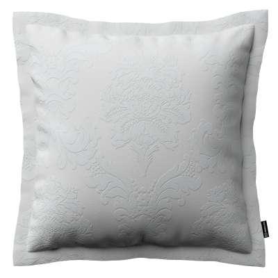 Poszewka Mona na poduszkę w kolekcji Damasco, tkanina: 613-81