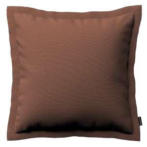 Mona dekoratyvinių pagalvėlių užvalkalas su sienele 38 x 38 cm kolekcijoje Loneta , audinys: 133-09