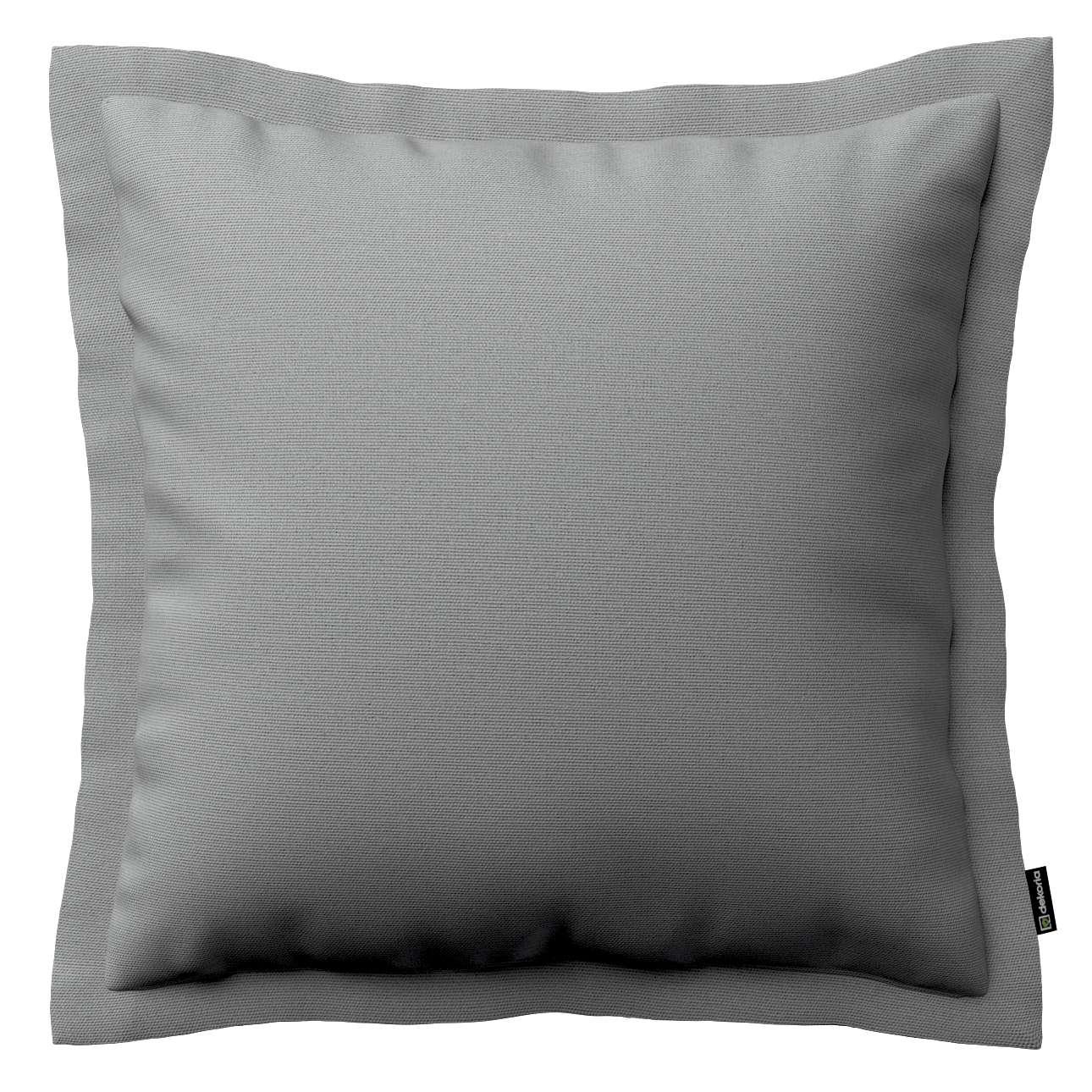 Mona dekoratyvinių pagalvėlių užvalkalas su sienele 45 x 45cm kolekcijoje Loneta , audinys: 133-24