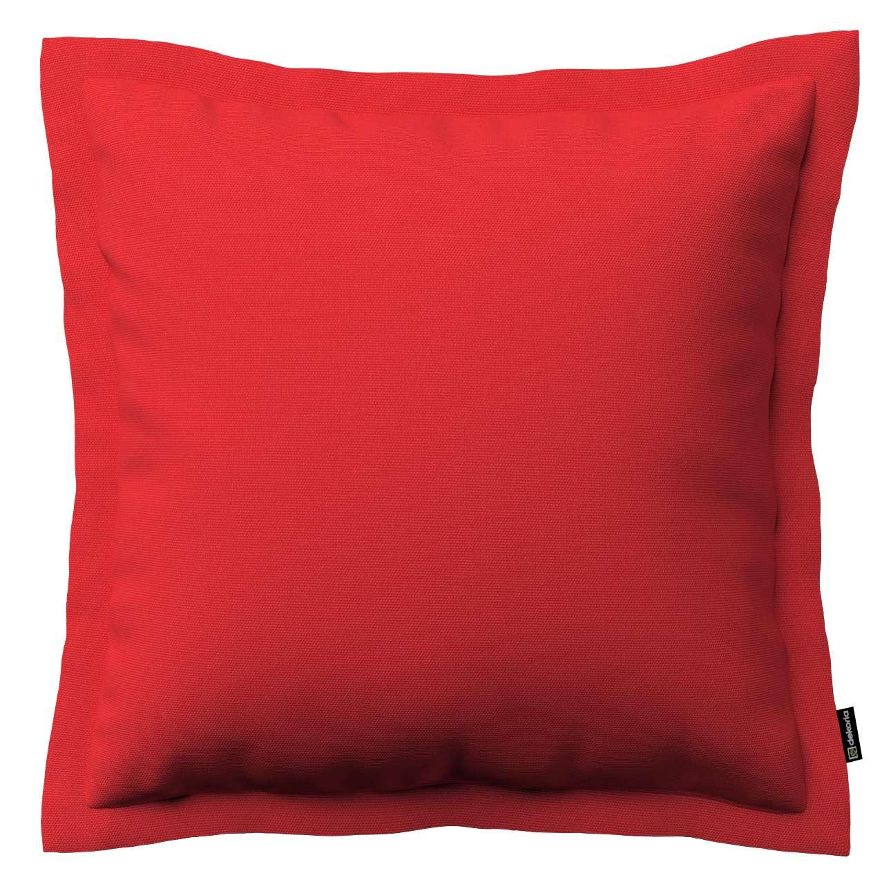 Mona dekoratyvinių pagalvėlių užvalkalas su sienele 38 x 38 cm kolekcijoje Loneta , audinys: 133-43