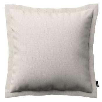 Mona dekoratyvinių pagalvėlių užvalkalas su sienele 45 x 45cm kolekcijoje Loneta , audinys: 133-65