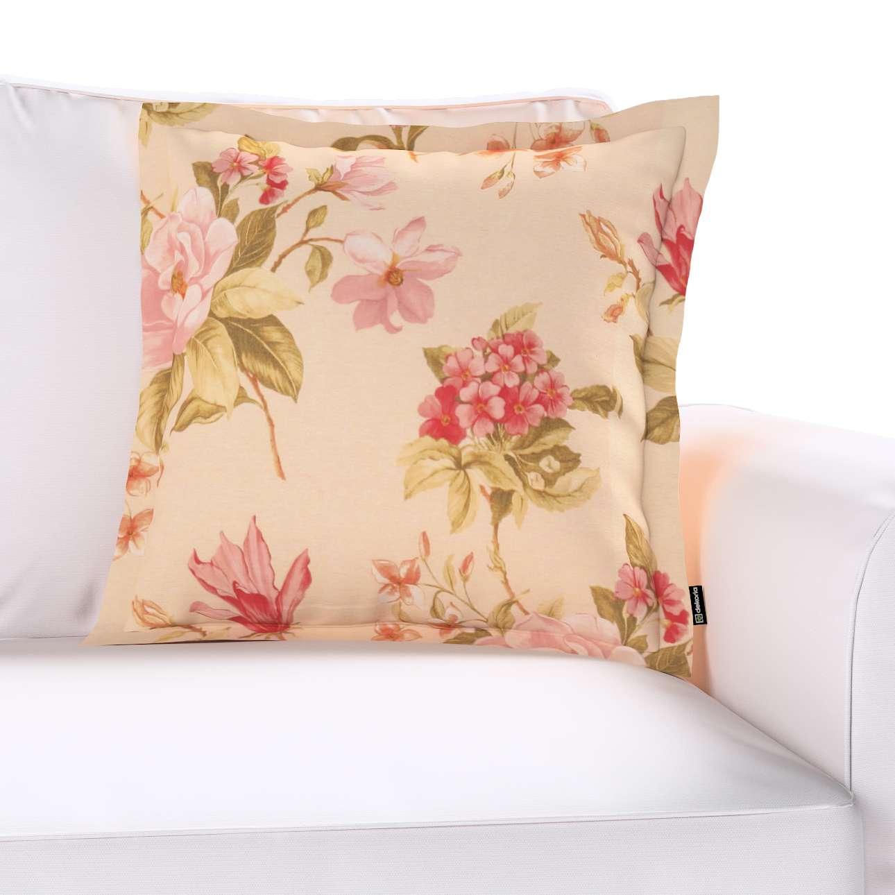 Poszewka Mona na poduszkę w kolekcji Londres, tkanina: 123-05