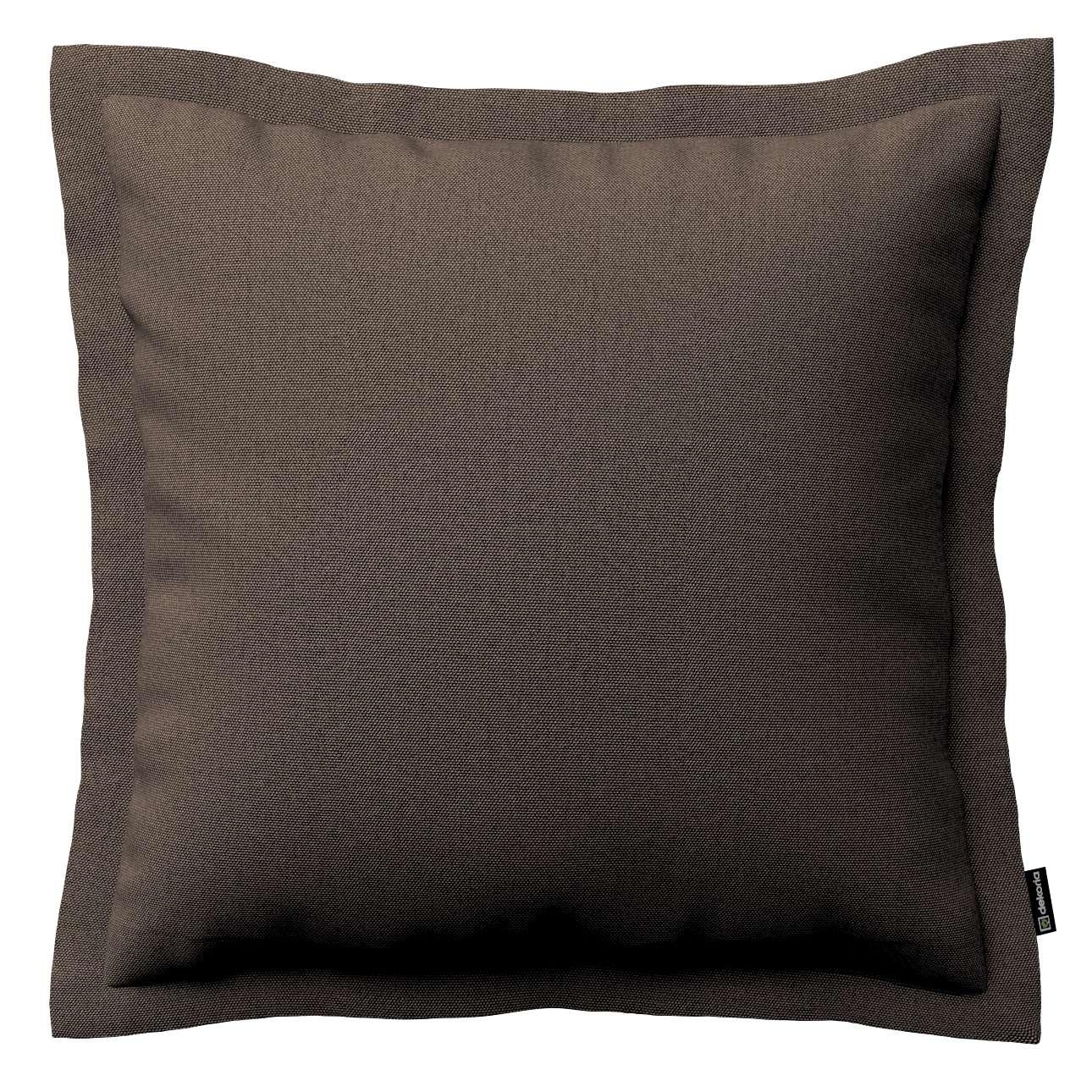 Poszewka Mona na poduszkę 38x38 cm w kolekcji Etna , tkanina: 705-08