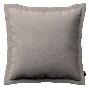Mona dekoratyvinių pagalvėlių užvalkalas su sienele 45 x 45cm kolekcijoje Etna , audinys: 705-09
