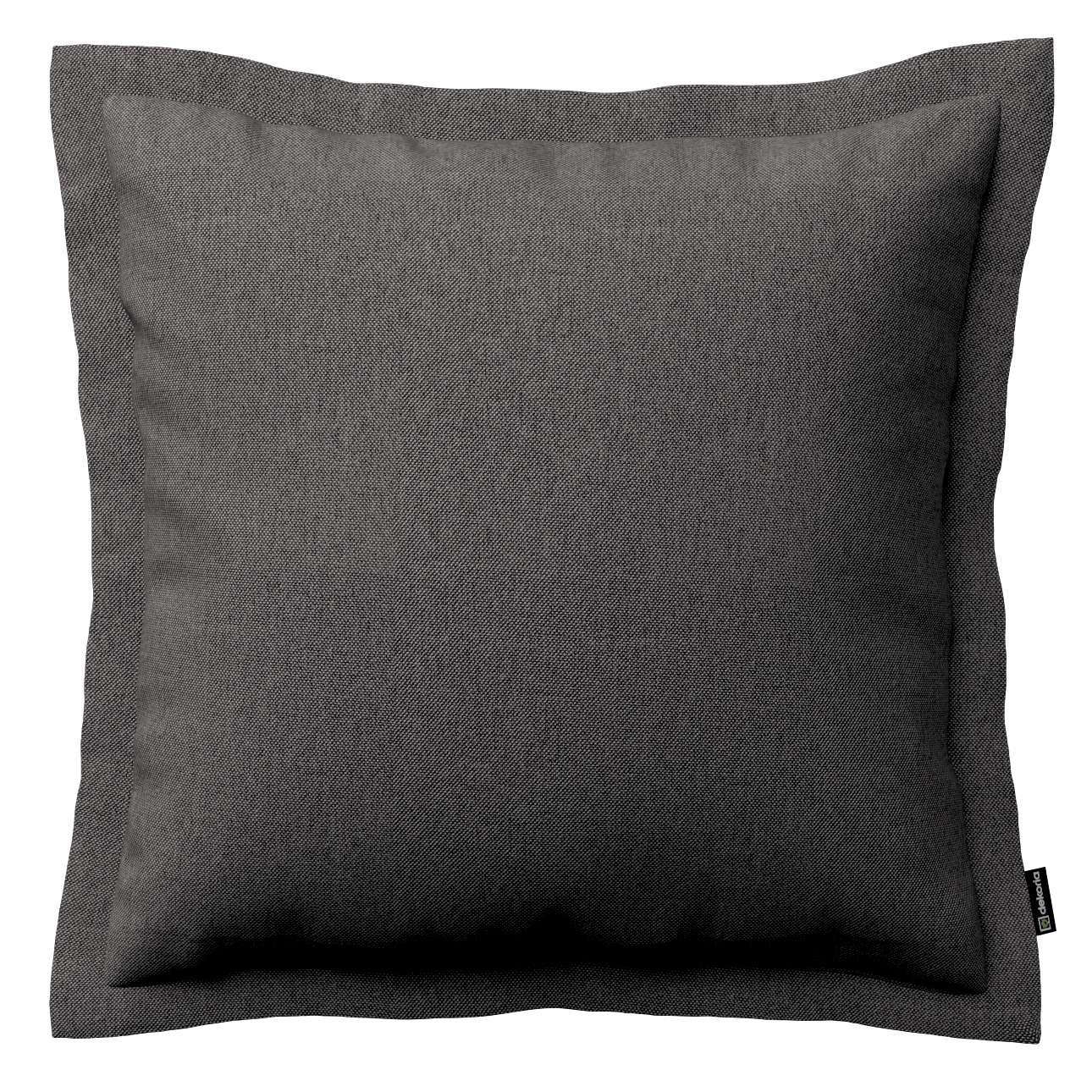 Mona dekoratyvinių pagalvėlių užvalkalas su sienele 38 x 38 cm kolekcijoje Etna , audinys: 705-35