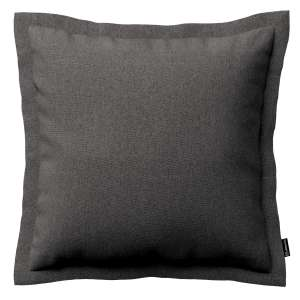 Mona dekoratyvinių pagalvėlių užvalkalas su sienele 45 x 45cm kolekcijoje Etna , audinys: 705-35