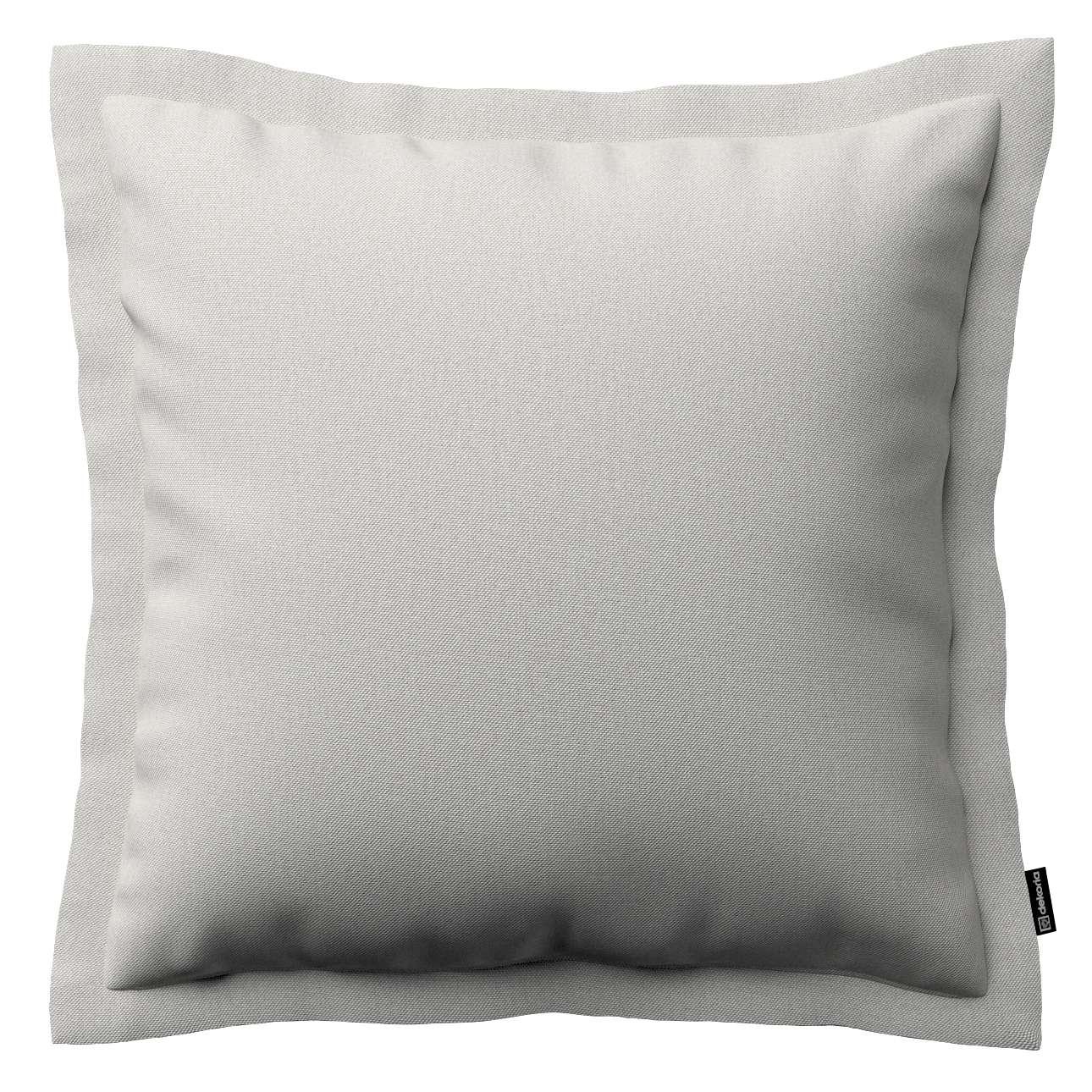 Mona dekoratyvinių pagalvėlių užvalkalas su sienele 45 x 45cm kolekcijoje Etna , audinys: 705-90