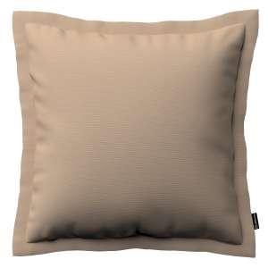Mona dekoratyvinių pagalvėlių užvalkalas su sienele 38 x 38 cm kolekcijoje Cotton Panama, audinys: 702-28